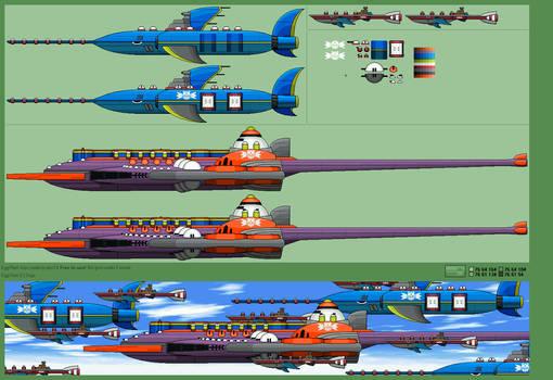 Egg Fleet (Sonic Heroes)