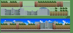 Background: Building 4, School