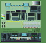 Interior 3: Computer lab