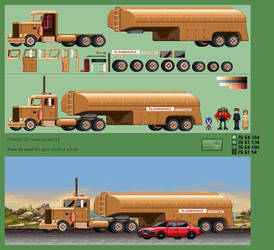 Peterbilt 281 Truck