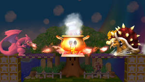 Kirby Needs More Fire Power