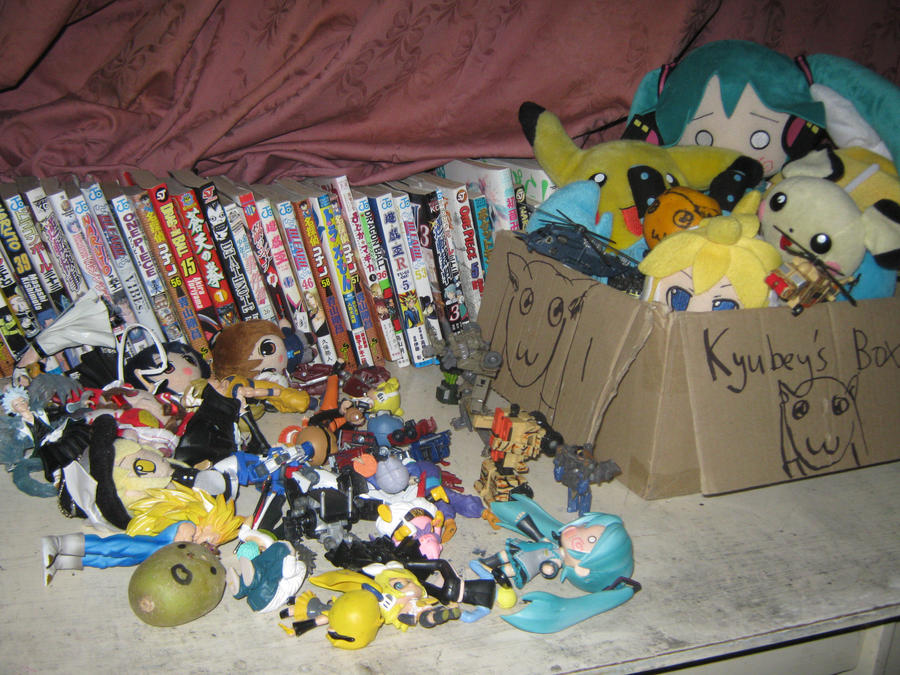 The Unexpected boxed up scheme by SmashBros2008