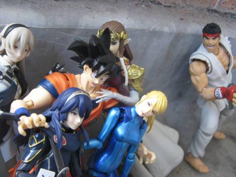 Goku wants to Smash!