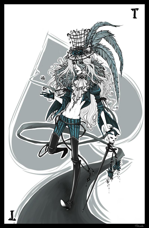 Evil Ace Spades my Ace...