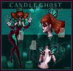 Candle Ghost adoptable -SB 20$- [OPEN] by itsvannet