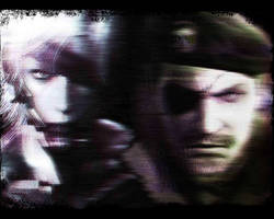 Metal Gear Solid: Rising-PW by PawnDude