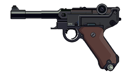Luger 1946 by Ruiner3000