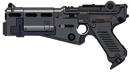 Luger 1960 by Ruiner3000