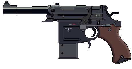Mauser 1946 by Ruiner3000