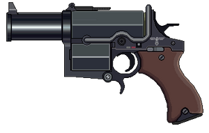 Kampfpistole Z 1946 by Ruiner3000