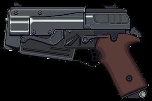 10mm Pistol by Ruiner3000