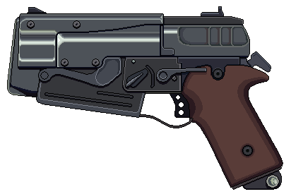 10mm Pistol by Ruiner3000