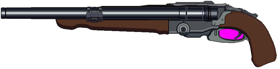 Super Shotgun by Ruiner3000