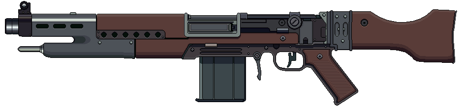 Machine Rifle by Ruiner3000