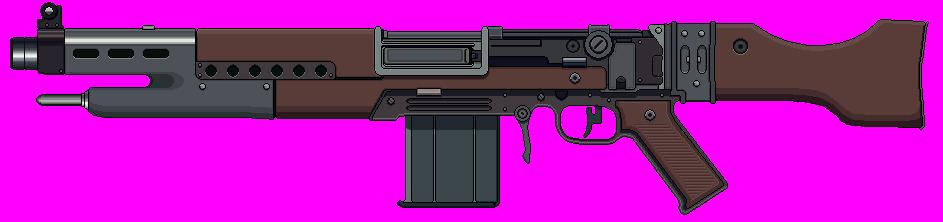 Machine Rifle by Ruiner3000