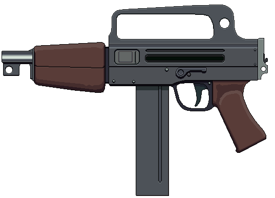 Cal .30 Pistol by Ruiner3000
