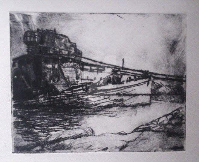 Wreck by RebeccaThiel