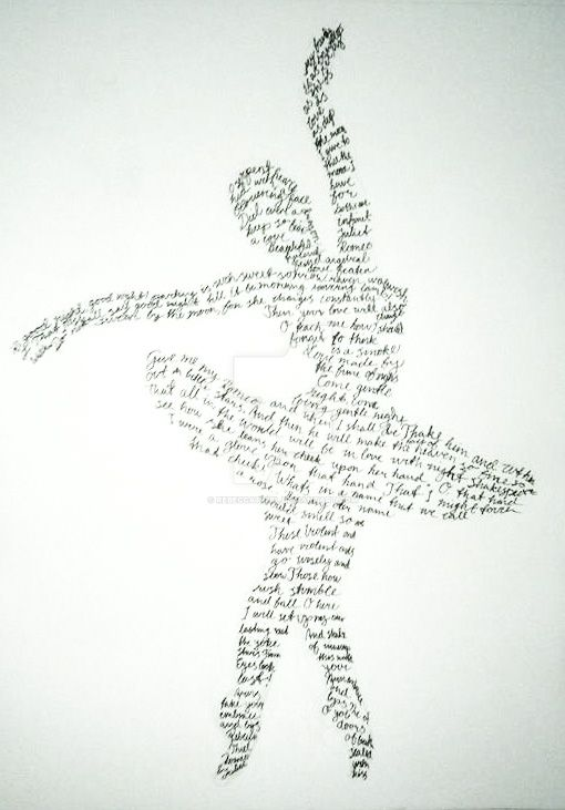 Shakespeare by RebeccaThiel