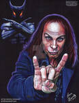Ronnie James Dio and Murray