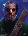 MACHETE KILLS - Jason Voorhees