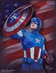 THE FIRST AVENGER - Captain America