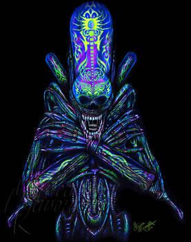 Alien of The Dead