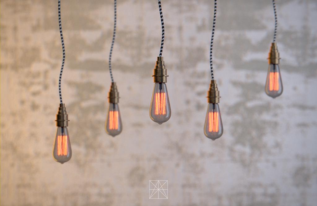 Lightbulbs by MichaelTzan