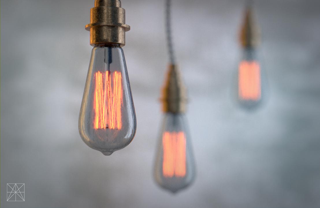 Lightbulbs - Close Up by MichaelTzan