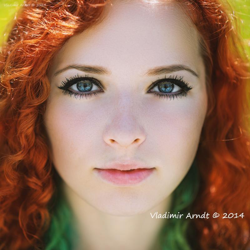 Redhead. by Eevl