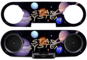 StarSystem by JMTheoret