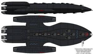 Battlestar Xezbeth 2