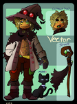 Vector the Scare-Lantern [2016 Reference]
