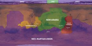 Mars - 2294 AD