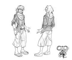 Character model sheet 2 by IriusAbellatrix