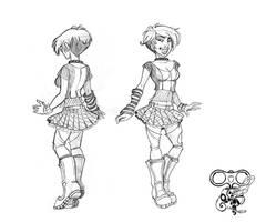 Character model sheet 3 by IriusAbellatrix
