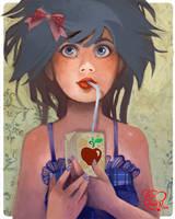 Snow White II by IriusAbellatrix