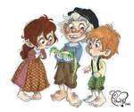 Children Hobbits