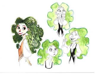 Meiga Verde IV by IriusAbellatrix