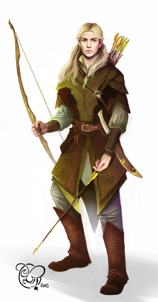 Prince of Mirkwood by IriusAbellatrix