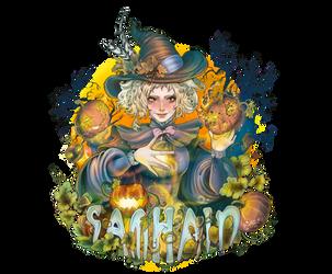 Samhain by IriusAbellatrix