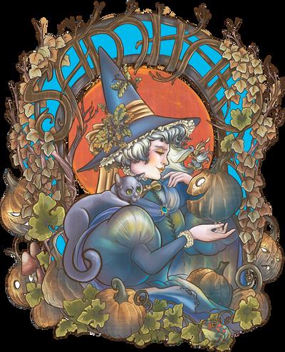 Samhain Festival by IriusAbellatrix