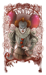 The Dancing Clown by IriusAbellatrix