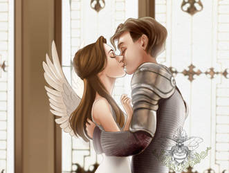 Romeo + Juliet by IriusAbellatrix