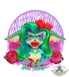 Greta the Gremlin by IriusAbellatrix