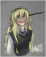 Dibujo Harry Potter by IriusAbellatrix