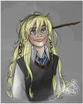 Dibujo Harry Potter