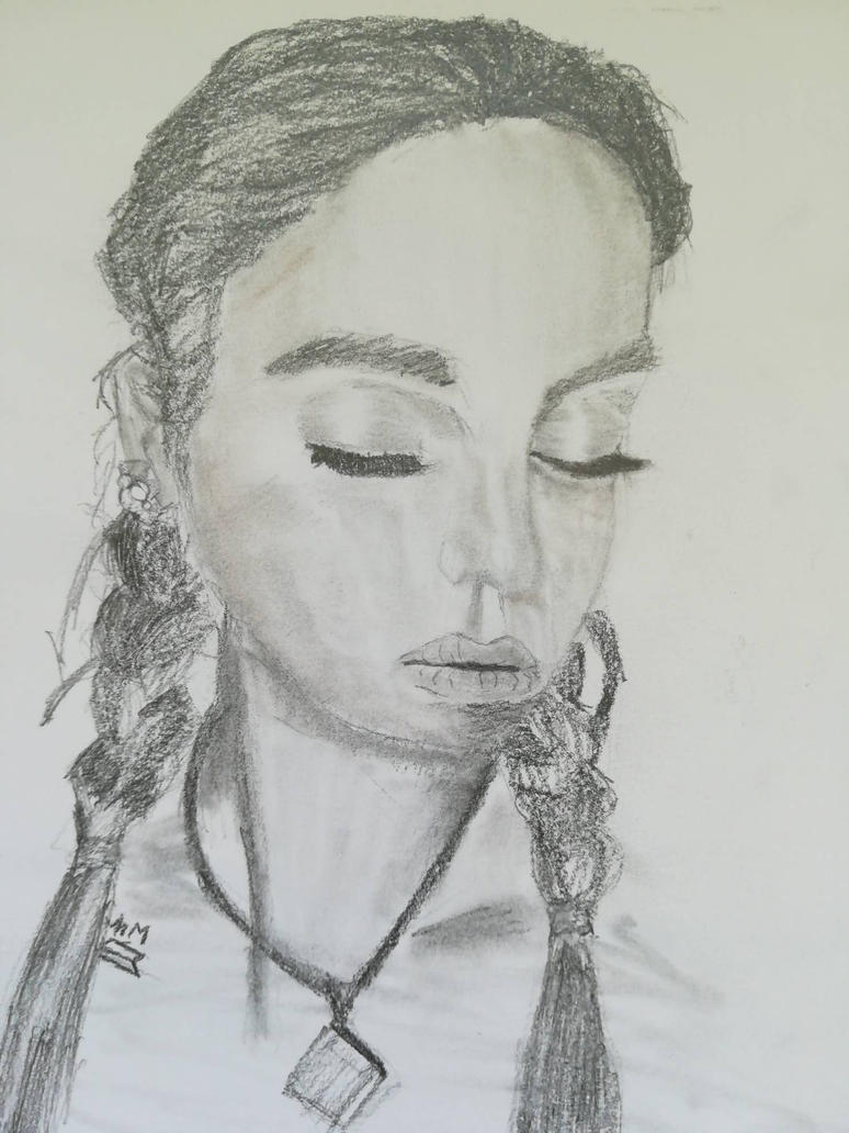 Portrait practice by Andrix9743