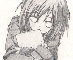 anime sketch by XxNanako-DeathxX