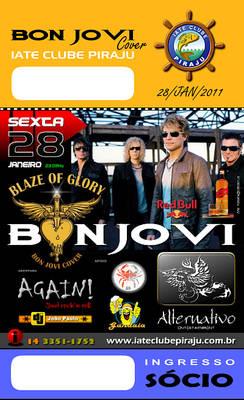 Ingresso Bon Jovi
