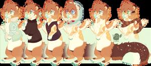 [Ref] Maple's Wardrobe